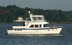 50' Defever 2007 50 Cockpit Motor Yacht Boat For Sale www.EdwardsYachtSales.com