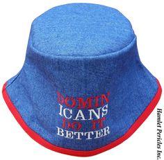 Light Blue Denim, Dominicans Do It Better Embroidered Bucket Hat via Hamlet Pericles, Inc.   #HamletPericles #BucketHat #Denim #DenimHat #DominicanRepublican #Dominican #Dominicans #TeamDominican #Dominicana #Dominicanas #Dominicano #Dominicanos #DominicanGirl #Hispaniola #SantoDomingo #RepublicaDominicana #ProudDominican #DominicanPower #DominicansBeLike #Embroidery #DominicanPride #Millinery #Latino #Latina #StreetFashion #StreetStyle #Streetwear #Fashion #Etsy #EmbroideredHat #Caribbean