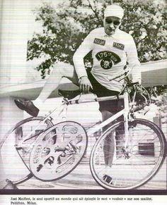 La historia de la bici que superó los 200 km/h en 1962. - ciclografias