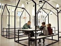Sweden's Newest School System Has No Classrooms - Edudemic CASA SUB ESPACIO MESA