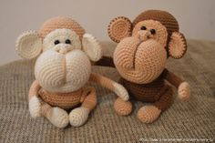 Knit a monkey / Life Design
