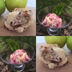 Gelato, Apple Pie, Blackberry, Potato Salad, Mashed Potatoes, Coconut, Ice Cream, Homemade, Ethnic Recipes
