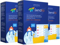 Sendiio Agency by Joshua Zamora-The First and Only Autoresponder That Combines The 3 Most Profitable Marketing Channels. Email, Text and FB Messenger. This is So Easy and Totally Newbie Friendly!