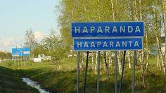 Haaparannassa käytiin usein kun olin pieni, Ruotsi New Image, Signs, Shop Signs, Sign, Signage, Dishes