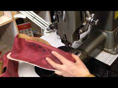 ▶ Shoemaking workshop - YouTube