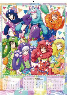 Idolish 7, Bleach Manga, Anime Music, Dream Boy, Hot Anime Guys, Ensemble Stars, Manga Characters, Touken Ranbu, Handsome Boys
