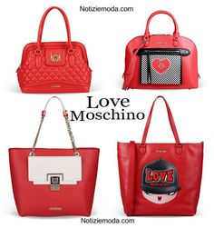 Collezione Love Moschino primavera estate 2015 Moschino 9c6c5c182db