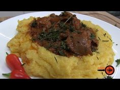 Tochitura din maruntaie de pasare - YouTube Grains, Rice, Youtube, Food, Meal, Eten, Meals, Youtubers, Jim Rice