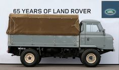 65 Years of Land Rover - Leisure Wheels