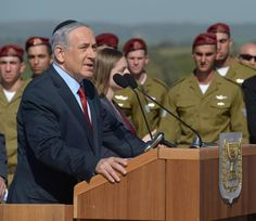 God Bless Israel ~ One Courageous Leader for One Small Country …  #tcot #tlot #ccot #Israel #IStandWIthBibi
