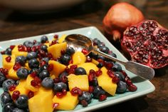 Recipe: Nigella Lawson's Fruit Salad || Photo: Jonathan Player for The New York Times