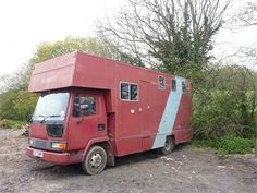 7.5 Tonne 1989 leyland Roadrunner - For sale http://www.equineclassifieds.co.uk/Horse/for-sale-listing-862.aspx#.U70lr0CQ8fQ