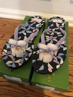 feb53dd70f7 NWT Women s Kate Spade Size 12 Flip Flops - lilac  fashion  clothing  shoes   accessories  womensshoes  sandals (ebay link)