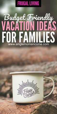 Budget-Friendly Summer Vacation Ideas for Families – Single Moms Income Summer vacations don't have to cost a ton of money. Here are some of my favorite budget-friendly summer vacation ideas for families. Frugal Family, Frugal Living Tips, All Family, Vacation Ideas, Vacation Pics, Kids Fly Free, Travel With Kids, Family Travel, Flying With Kids