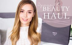 SPACE NK Beauty Haul & First Impressions!  | Hello October