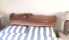 Splendida testiera in legno massello