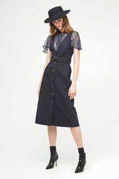 342467b063  Serpentine  Blouse and Hunter Trench Dress. Email us at  shop loverthelabel.com