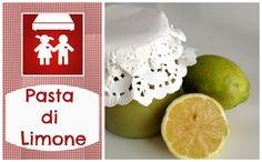 Pasta di Limone, ricetta di Luca Montersino (Dolci) 2C+K