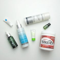 This is a fabulous post about the different types of exfoliants (both physical and chemical) and how to choose the best one for your skin.