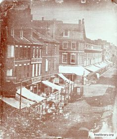 PhillyHistory.org - Market Street at 8th, north side Tons of vintage photos from all over Philadelphia.