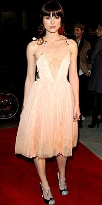 Keira Knightley in Rodarte - 100 Best Dresses of the Decade - Fashion - InStyle.com