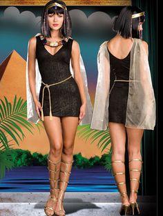 Sexy Pharaohs Favorite Cleopatra Costume