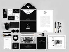 Área Visual: Las identidades corporativas de Yanko Djarov