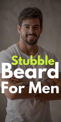 Stubble Beard For Men