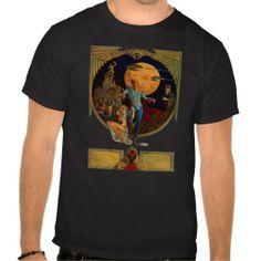 Sci-Fi Hero Movie Poster T-Shirt