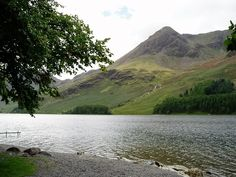Buttermere & High Crag in background