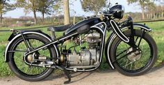 BMW R2 year 1935 in nice restored condition good runner