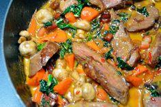 Danish Food, Venison, Meal Planner, Planner Ideas, Biryani, Casserole Dishes, Pot Roast, Stew, Tapas