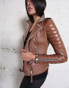 Capsule Collection By Christian Benner B - Boda Couture - Boda Skins #leather #leatherjacket #luxury