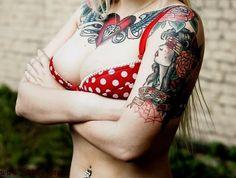 Dots & Tattos.