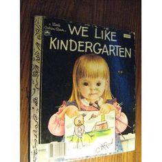 We Like Kindergarten (1965)  A childhood favorite.