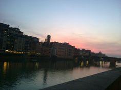 Sundown,lungarno