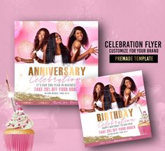 Business Goals, Business Flyers, Business Ideas, Birthday Flyer, Plastic Business Cards, Happy 20th Birthday, Business Hairstyles, Diy Beauty, Luxury Beauty