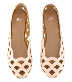 These flats are so cute you can wear them with anything like you could wear them with jeans and a tee shirt or you could wear it with a party dress