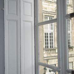 volets en bois a l'interieur fenêtre - Google zoeken