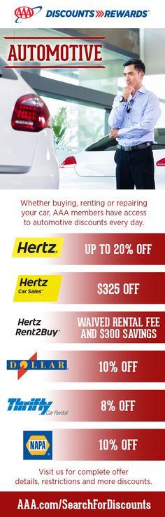 ff6a9ed142b Discover new  AAADiscounts today! Car Rental Deals