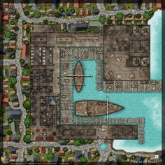 Post with 60 votes and 4431 views. Tagged with dungeons and dragons, battlemap, dungeonsanddragons, battlemaps; Shared by mrvalor. Tavern and Inn at the Docks Fantasy Inn, Fantasy City Map, Dungeons And Dragons Homebrew, D&d Dungeons And Dragons, Village Map, Rpg Map, Building Map, Dungeon Maps, Paris Map