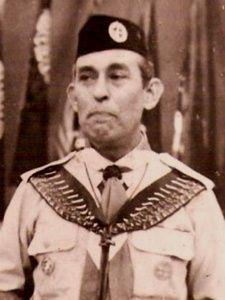 Sayyid Habib Husin Al Muthahar, pencipta lagu 17 Agustus dan lagu kemerdekaan lainya, adalah juga salah satu pendiri Gerakan Pramuka | PARA BINTANG