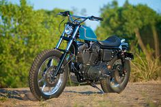 Harley Sportster 1200 by Biltwell // More inspiration for my sporty 1200c