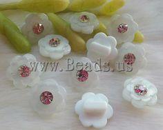 Resin Shank Button,  #DIY http://www.beads.us/es/producto/resina-boton-para-ropa_p72038.html