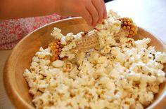 Corncob Popcorn