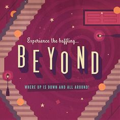 Experience the baffling Beyond in playtwo.do/ts Two Dots Game, Daddy Daughter, Game Concept, Graphic Design Art, Games, Illustration, Movie Posters, Moka, Color Palettes