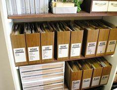 情報ファイルボックス | DIY・ハンドメイド・収納…暮らしなモノづくり