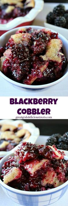 Blackberry Cobbler (((((way too much baking soda and test the alternate sugar on a berry) before switching it over. The unhealthy stuff tastes best with berries)))))