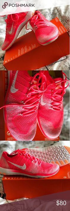 NIKE Free Focus Flyknit New Nike Focus Free Trainer I love this Trainer Nike Shoes Athletic Shoes