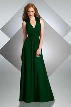 Bari Jay Hunter Green 227 Dress